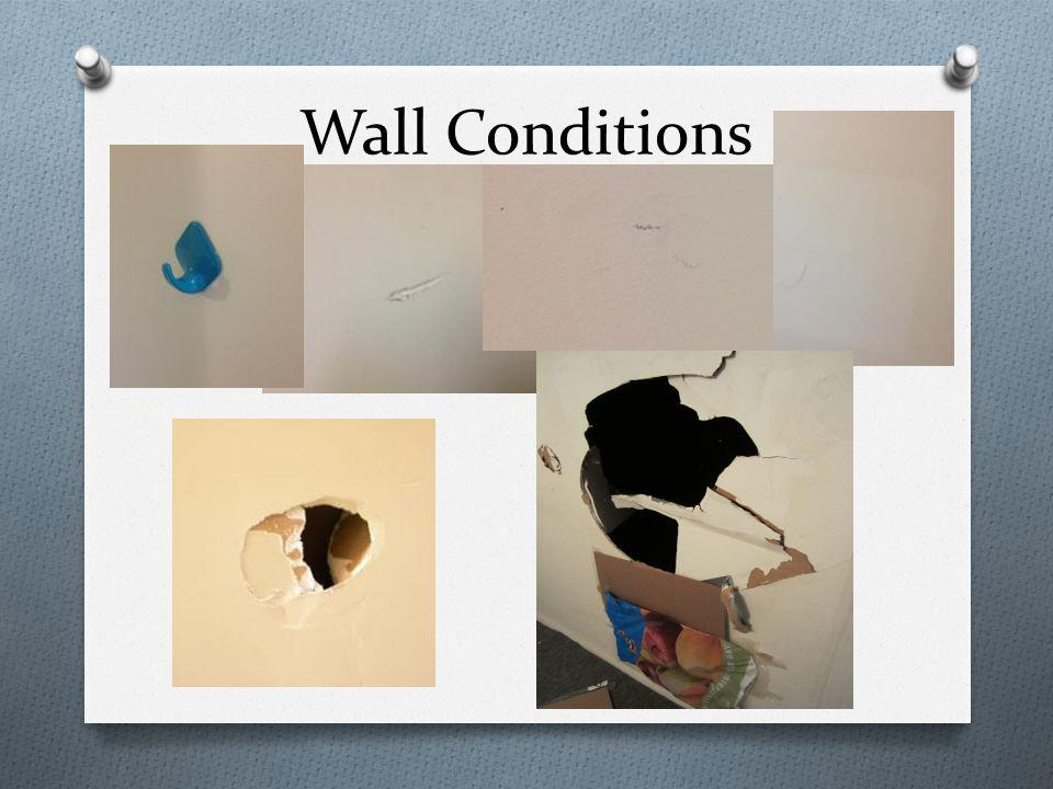 Wall Conditions