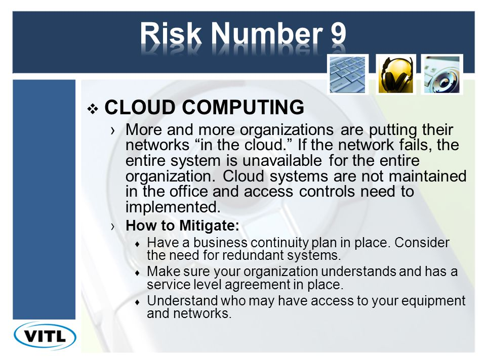 CLOUD COMPUTING More and more organizations are putting their networks in the cloud.