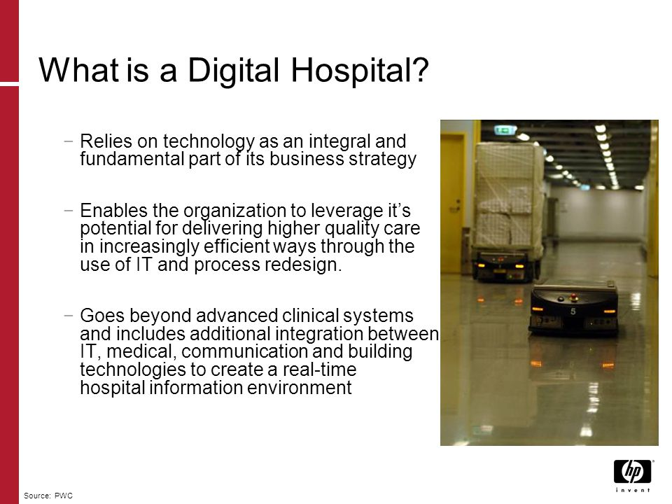 What is a Digital Hospital.