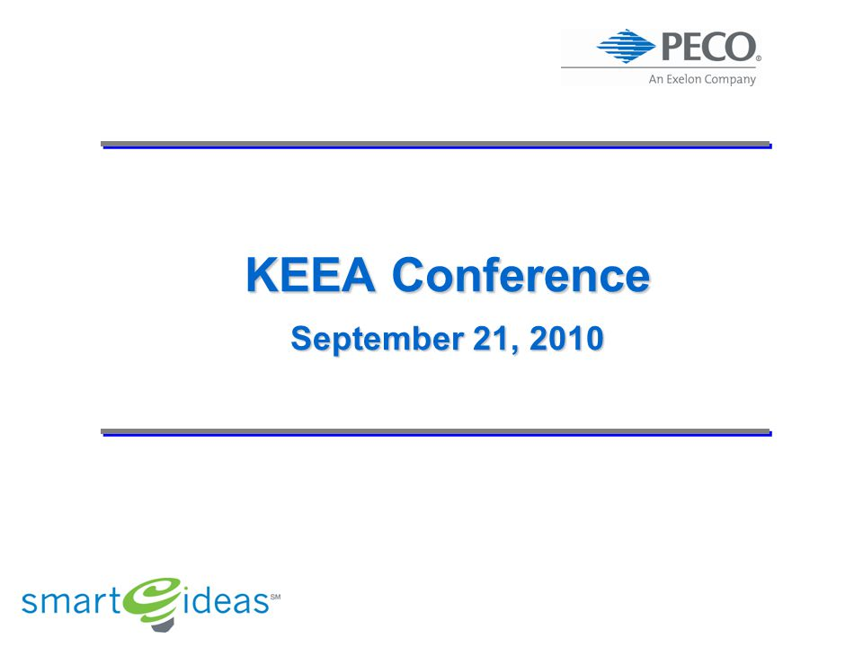 KEEA Conference September 21, 2010