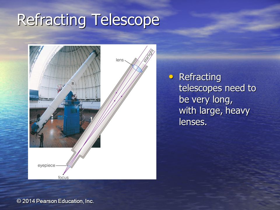 How to make a refracting telescope craftsman youtube