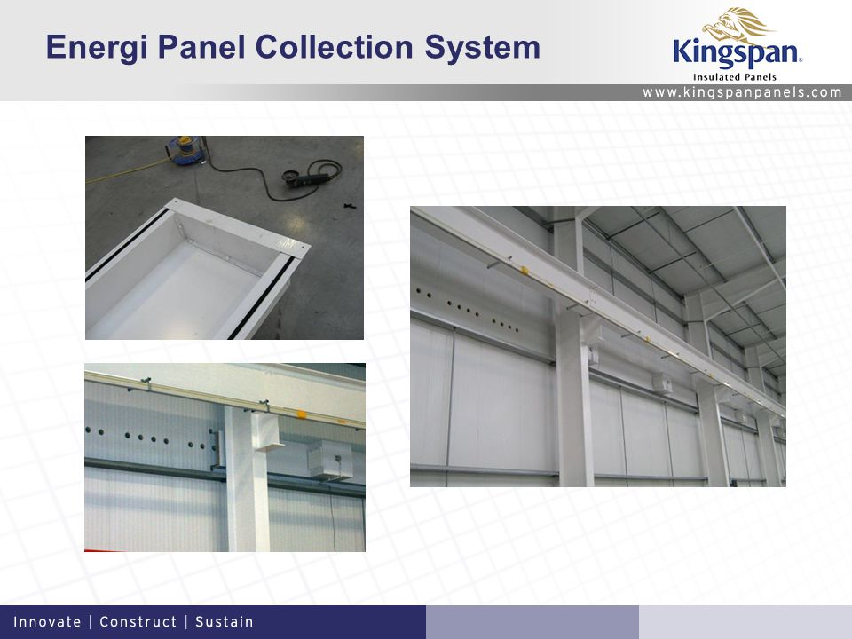 Energi Panel Collection System