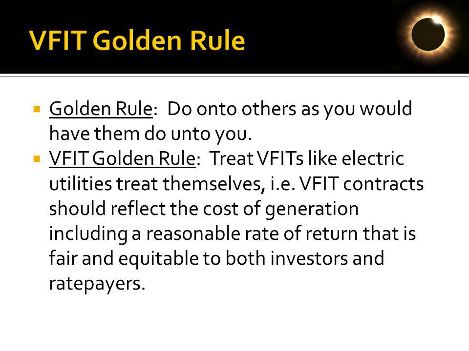 Golden Rule: Do onto others as you would have them do unto you.