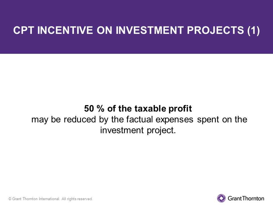 © Grant Thornton International. All rights reserved.