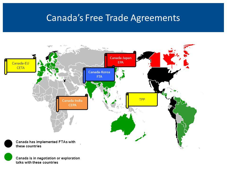 British Columbia And International Trade Agreement Negotiations