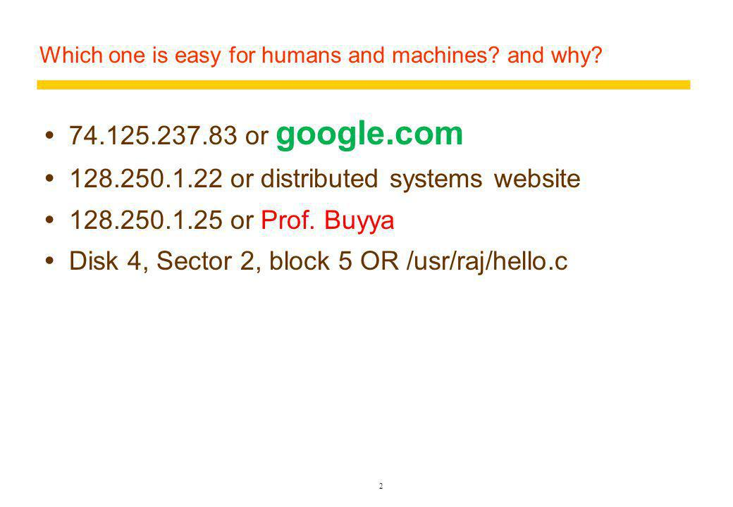 2 Which one is easy for humans and machines. and why.