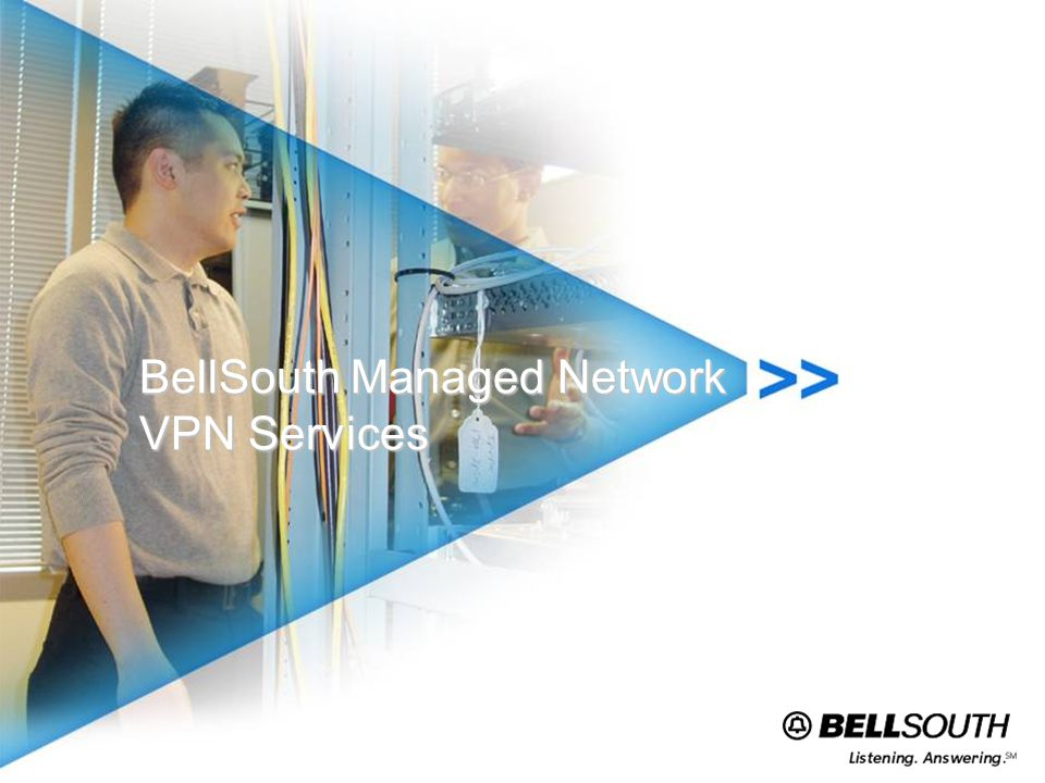 BellSouth Managed Network VPN Services
