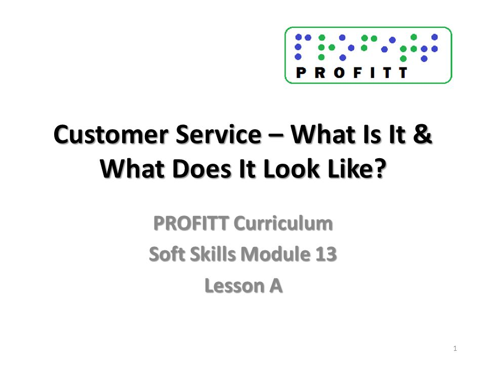 Customer Service – What Is It & What Does It Look Like.