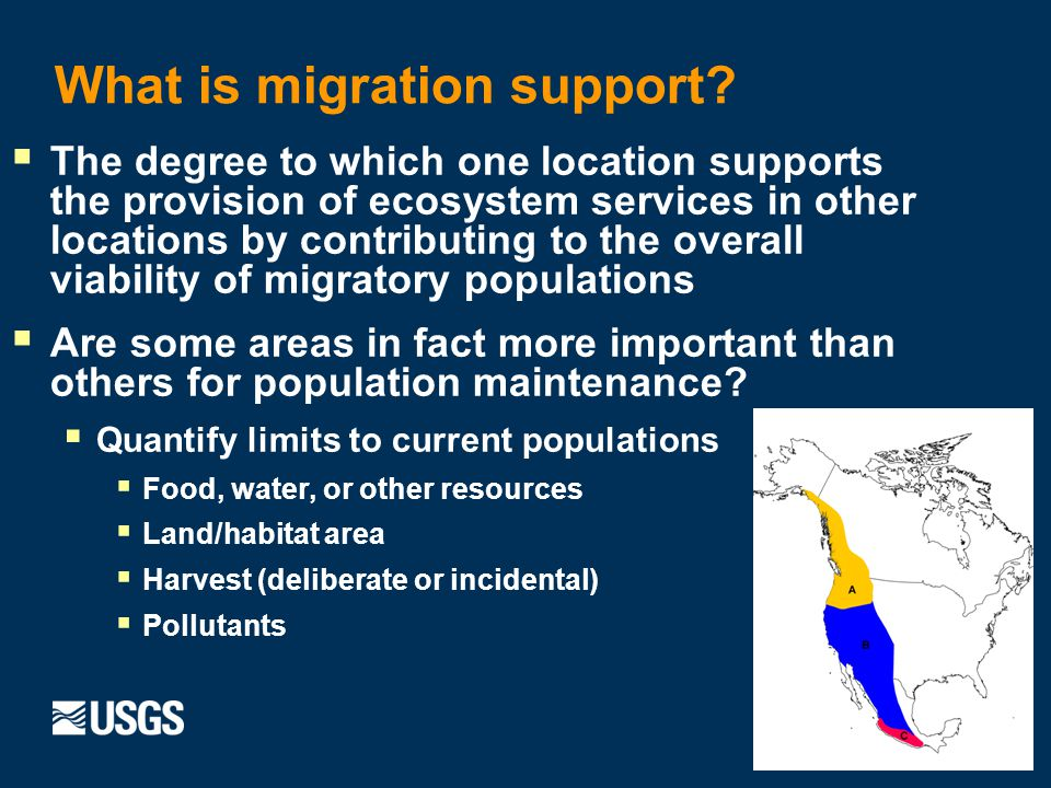 What is migration support.