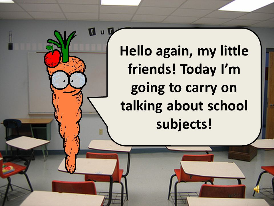 Handy School Vocab 5 More Subjects with Mrs Angry Carrot-know-it-all-Face and Mr Evil, Very Evil, Parsnip-Face