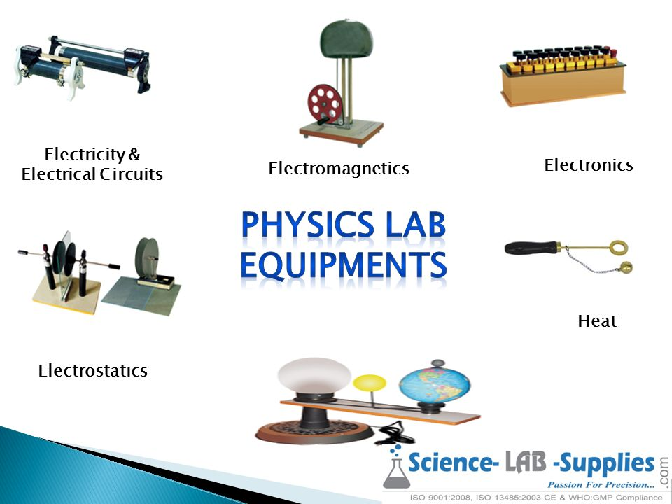 We are leading with all types of scientific & laboratory