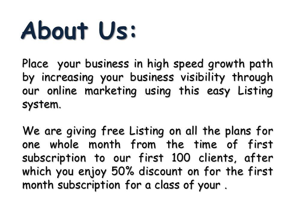 Simba Directory: Cheap Local Business Listings Sites Kenya