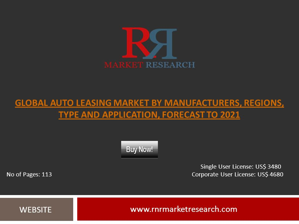 Global Auto Leasing >> Global Auto Leasing Market By Manufacturers Regions Type And