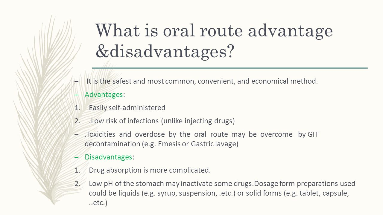 routes of drug administration by hawraa mahdi. - ppt download