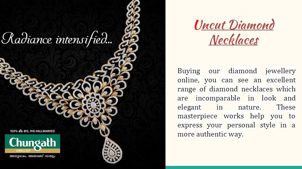 Chungath Jewellery Exceptional Designs Ppt Download