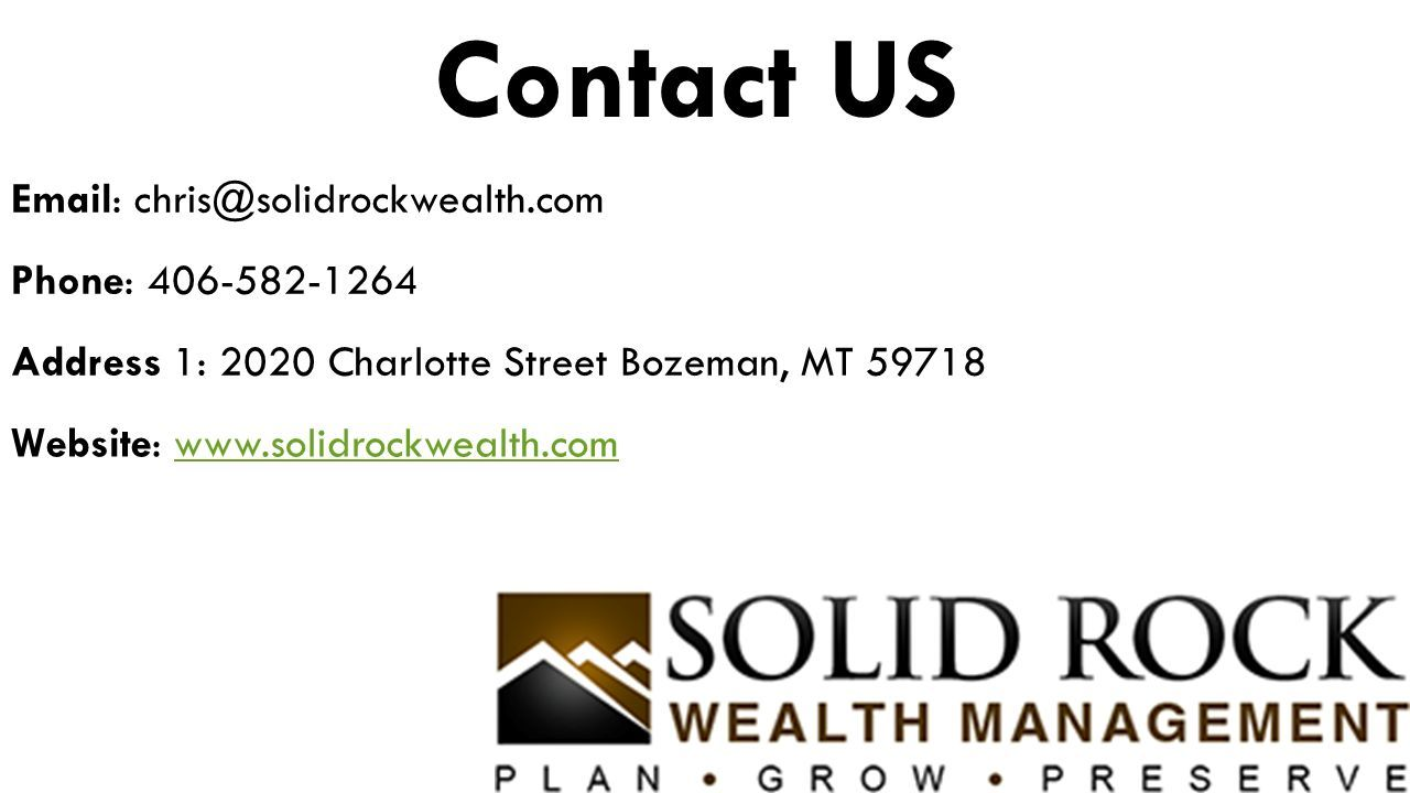 Contact US   Address 1: 2020 Charlotte Street Bozeman, MT Phone: Website: