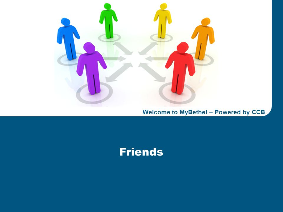 Welcome to MyBethel, Powered by CCBBETHEL CLEVELAND Confidential 1 Energy & Construction 2011 Business Plan Review Friends Welcome to MyBethel – Powered by CCB