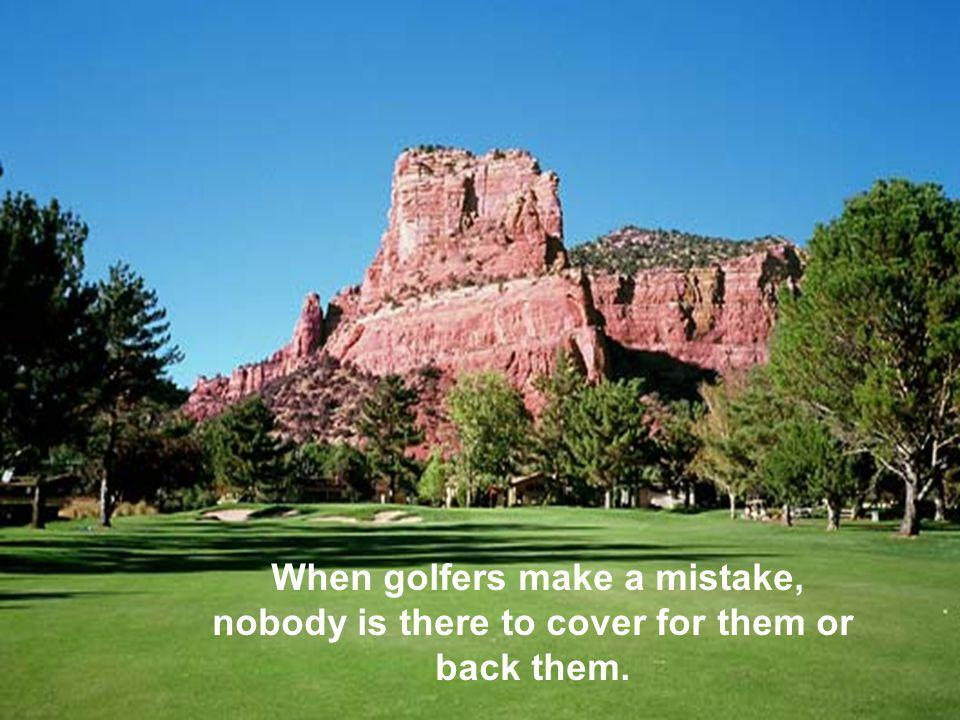 Professional golfers don t demand that the taxpayers pay for the courses on which they play.