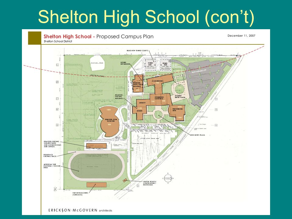 Shelton High School (cont)