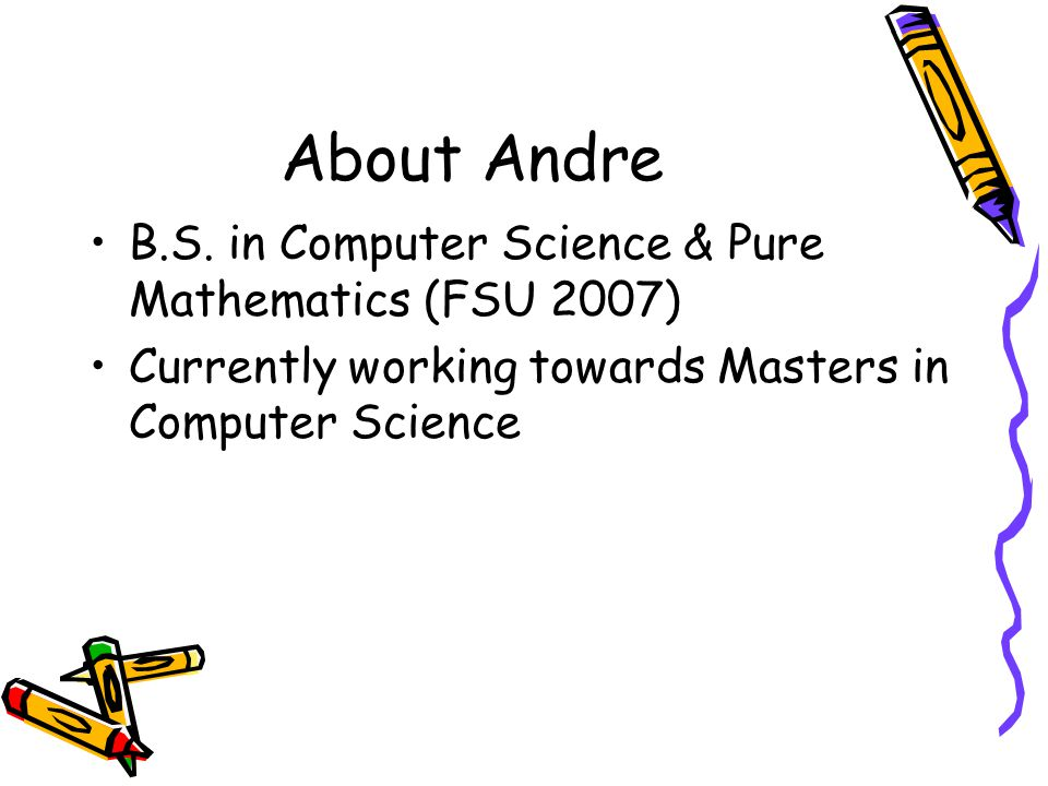 About Andre B.S.