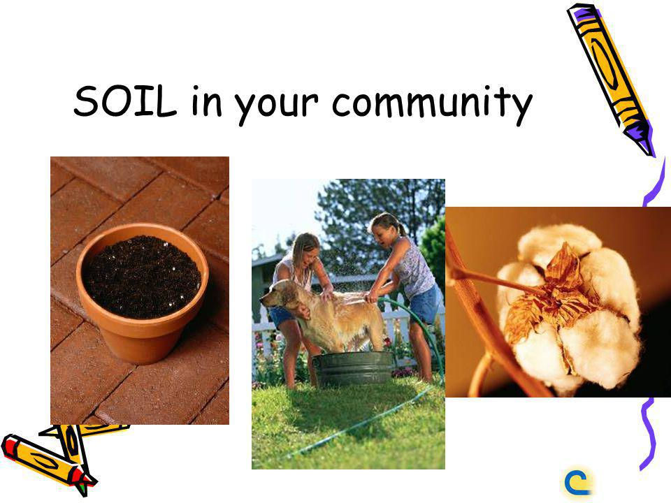 SOIL in your community
