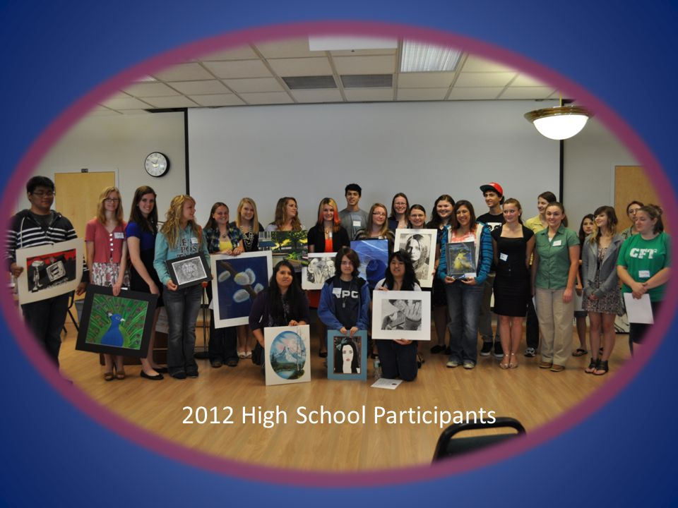 2012 High School Participants