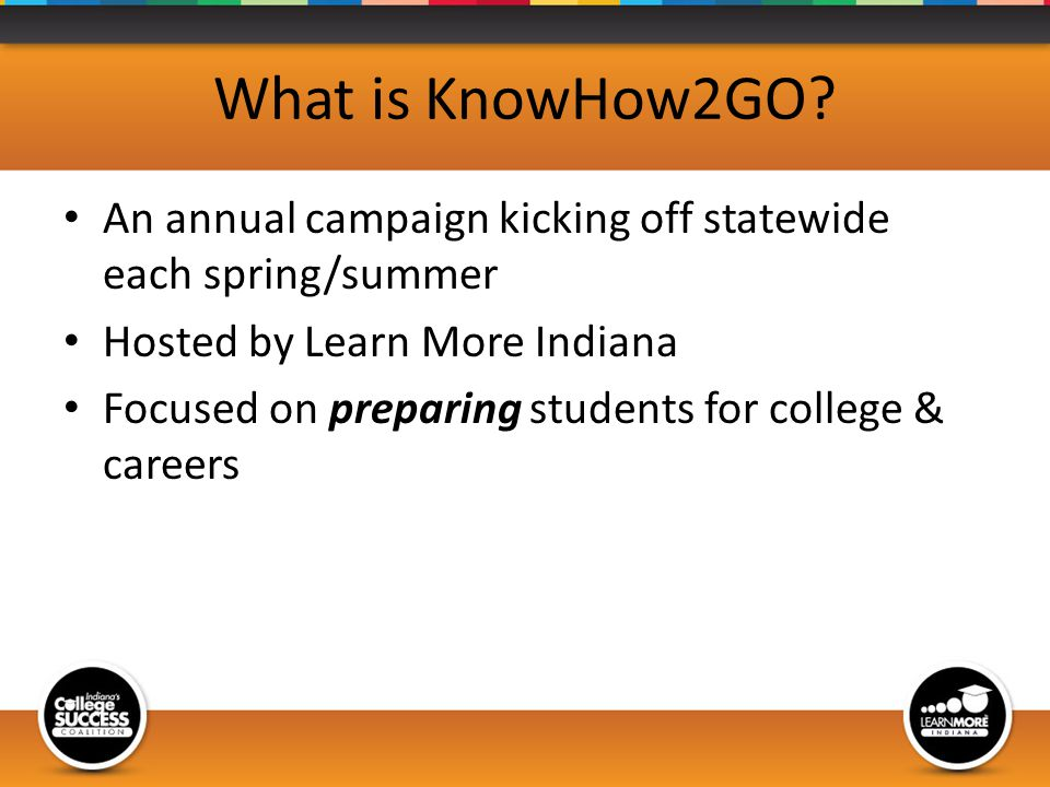 What is KnowHow2GO.