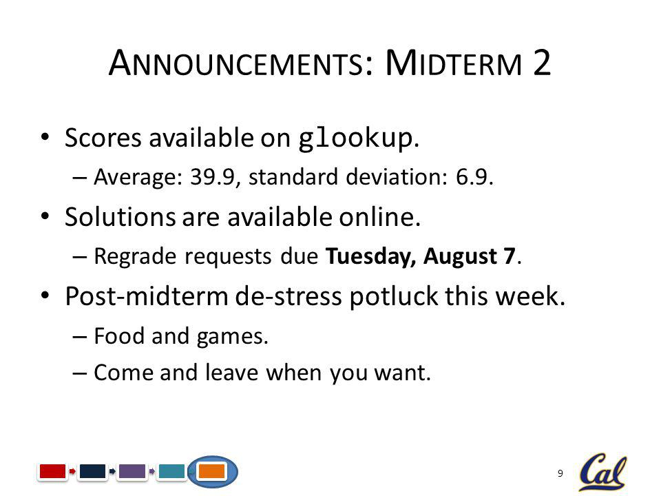 CS61A Lecture 25 Delayed Sequences Jom Magrotker UC Berkeley