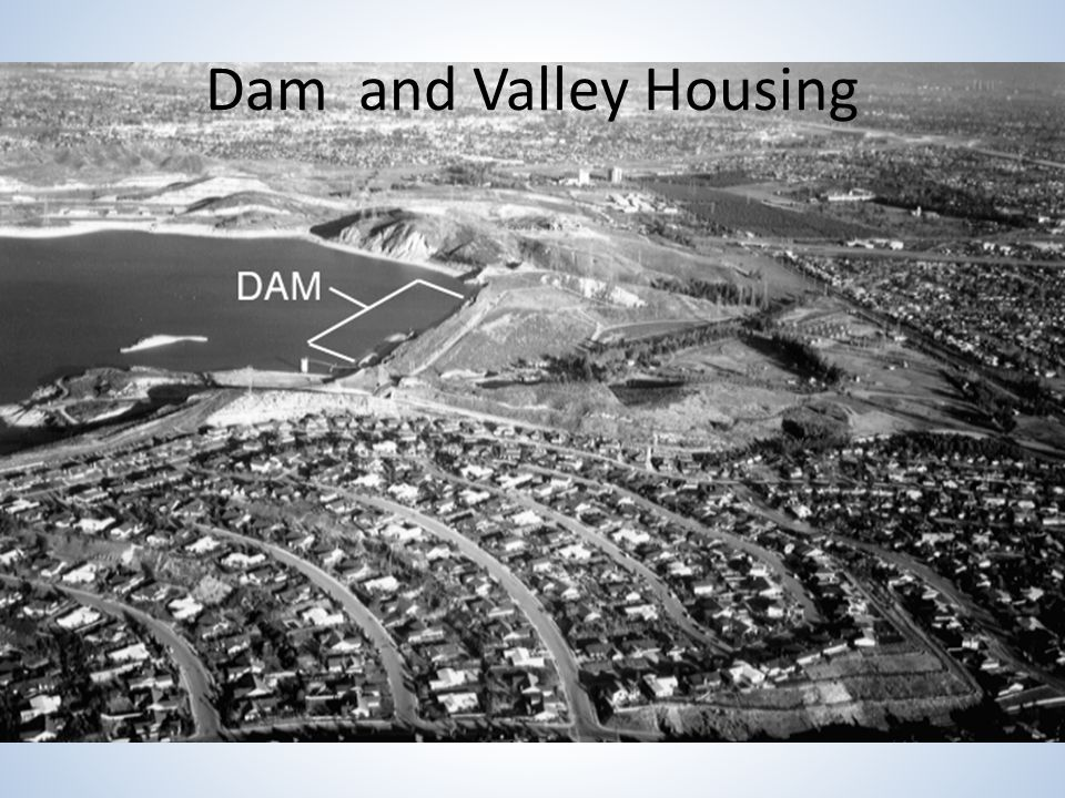 Dam and Valley Housing