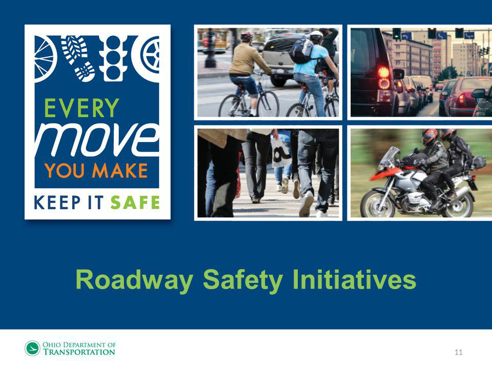 Roadway Safety Initiatives 11