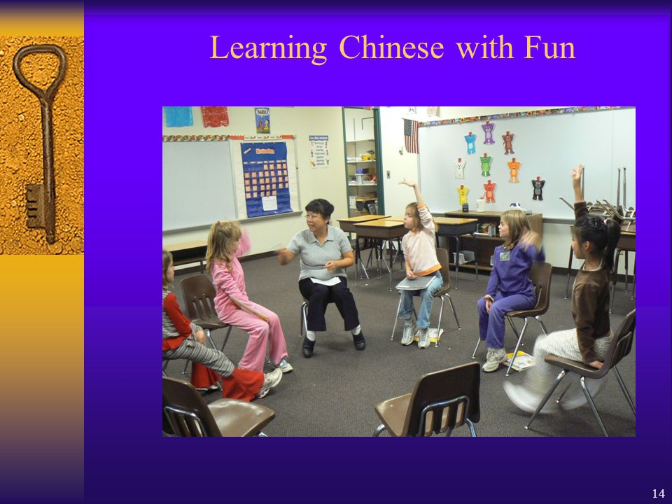 14 Learning Chinese with Fun