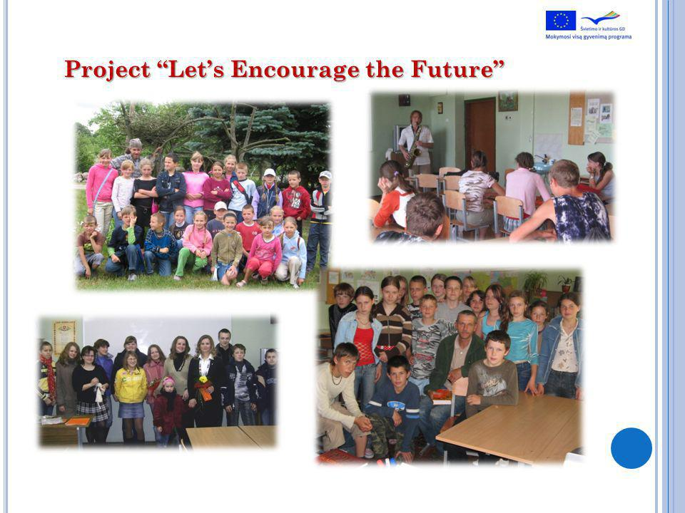 Project Lets Encourage the Future