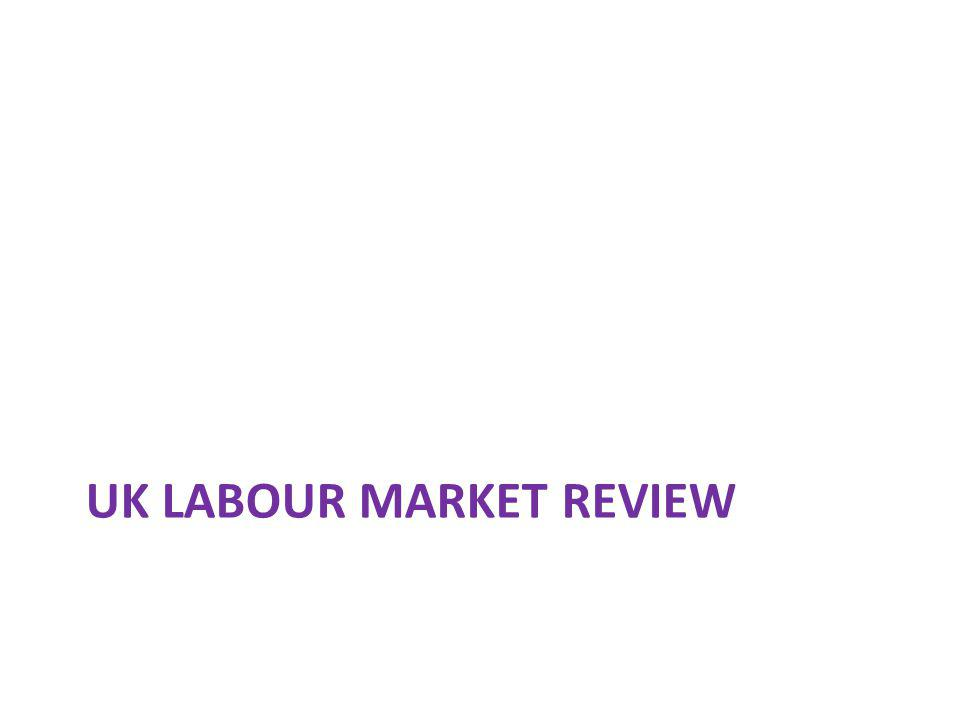 UK LABOUR MARKET REVIEW