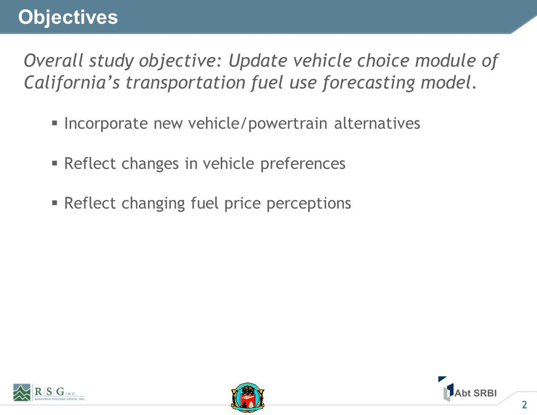 Discrete Choice Models of the Preferences for Alternative Fuel ...