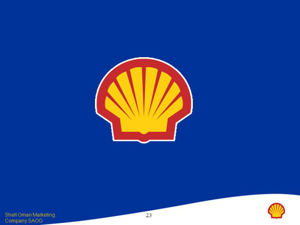 Shell Oman Marketing Company SAOG 23