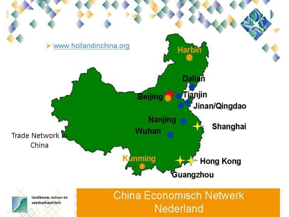 Trade Network in China