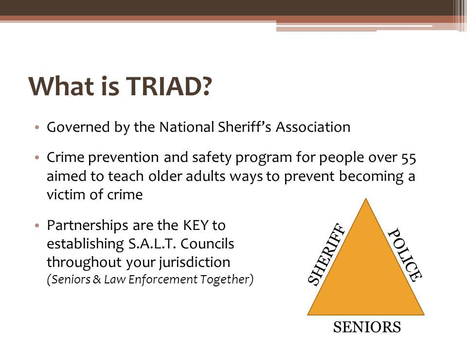 What is TRIAD.