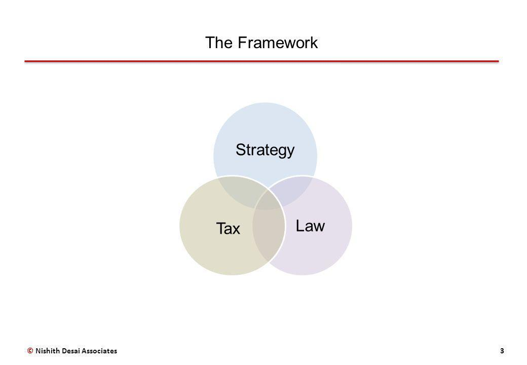 3 Strategy Law Tax The Framework