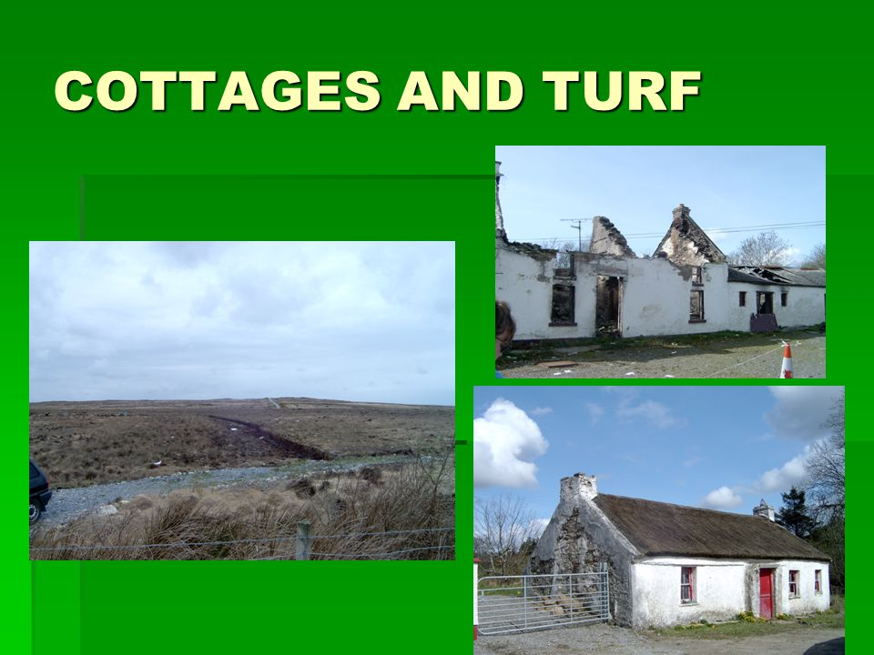 COTTAGES AND TURF