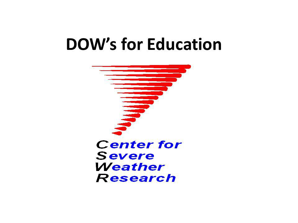 DOWs for Education