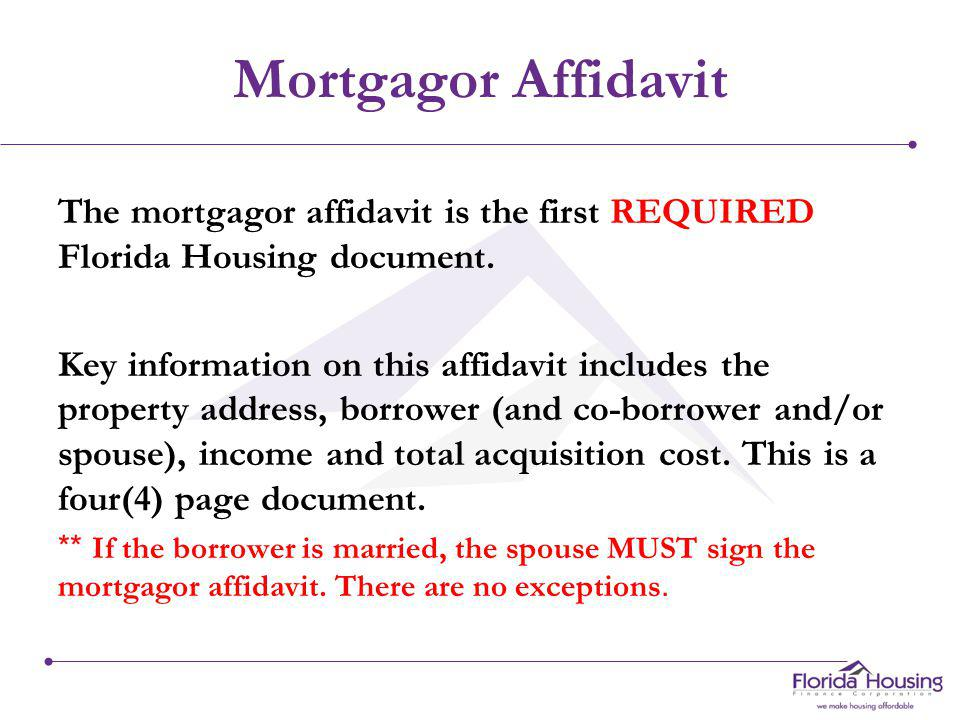 Homebuyers Education Certificate (HBE) Homebuyers Education is MANDATORY for the borrower to qualify for a MCC.