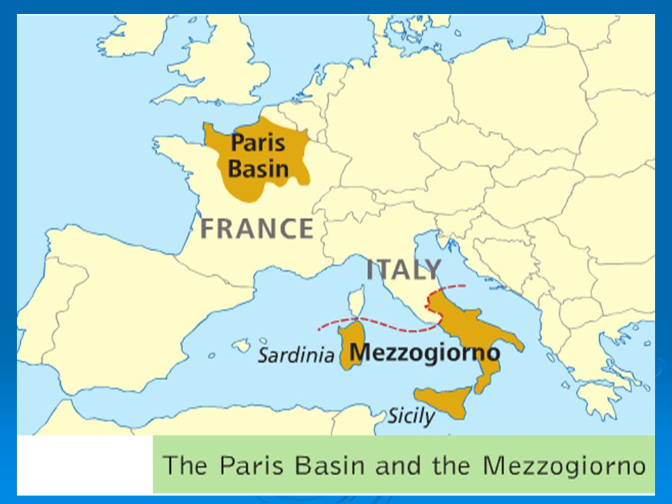 Paris On Europe Map.The Paris Basin A Core Region Of Europe Ppt Video Online Download