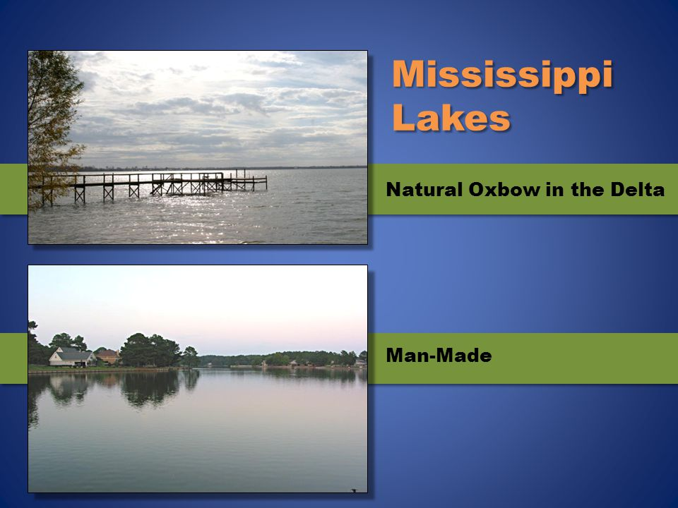 Mississippi Lakes Active Public/Private Partnerships For Lake Development Tishomingo County Choctaw County Pearl River County But Not All Lakes Are Private