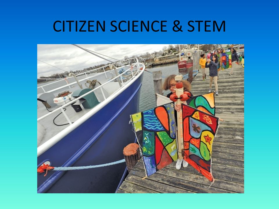 CITIZEN SCIENCE & STEM