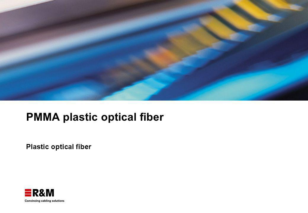 PMMA plastic optical fiber Plastic optical fiber