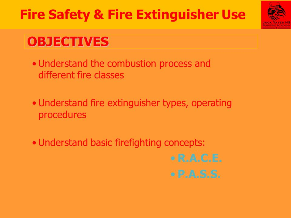 Fire fighting training sessions. Ppt.