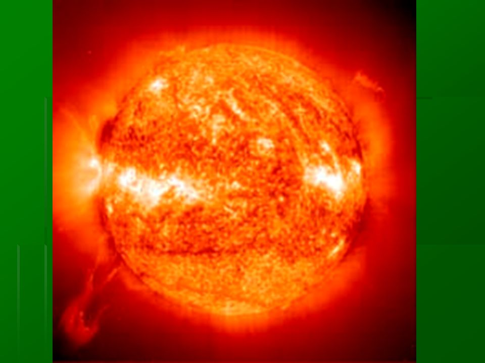 Solar Activity - increased solar activity causes increased global temps. 11yr cycle
