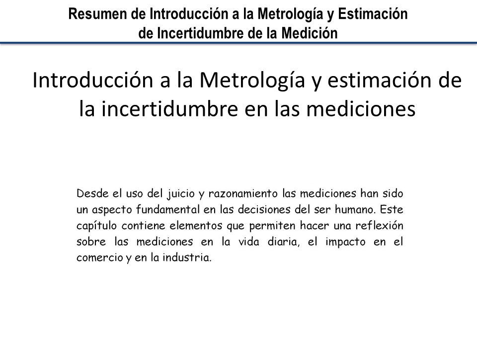 INCERTIDUMBRE METROLOGIA EBOOK DOWNLOAD