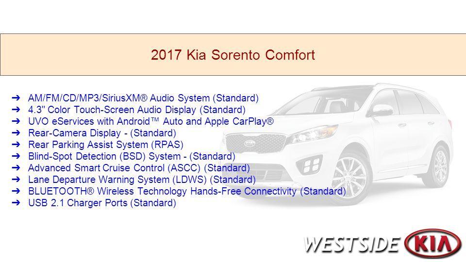 2017 Kia Sorento for Sale Near Houston - Westside Kia - ppt download