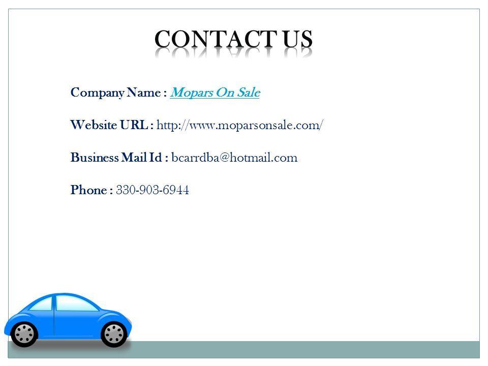 Classic & Old Mopar\'s Cars for Sale at Moparsonsale.com - ppt download